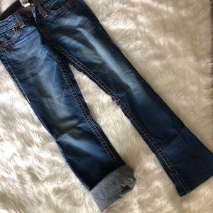 True Religion Jeans - EVERYTHING MUST GO!$$ True Religion Cropped Capris